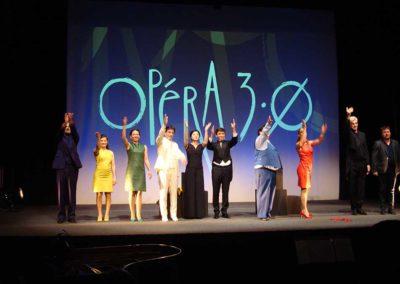 Opéra 3.0 - Salle du Damier à Veigy-Foncenex - 3 mai 2018
